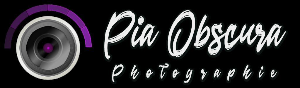PiaObscura Fotografie Logo